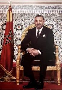 Vœux de l'Aid à Sa Majesté le Roi Mohammed 6